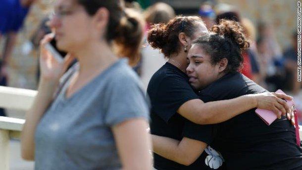 В Техасе произошла стрельба в школе: пострадали люди