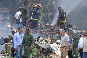 В авиакатастрофе на Кубе погибли более 100 человек