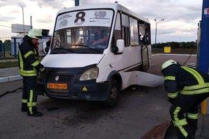 На АЗС в Кропивницком прогремел взрыв: есть пострадавшие