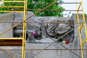 В Киеве восстановят уникальный барельеф