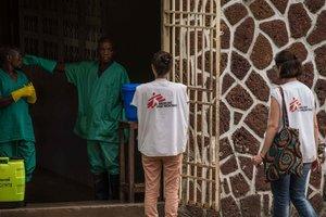 Вспышка Эболы в Конго: число жертв возросло