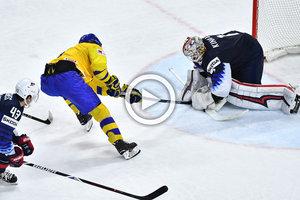 Онлайн финала чемпионата мира по хоккею Швеция - Швейцария