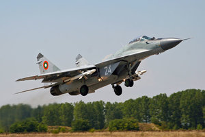 Болгария отказалась докупать у России истребители МиГ-29