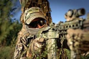 Уничтожен российский наемник: военные сообщили подробности захвата боевиков в плен