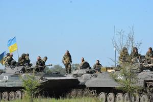 Обезопасили позиции: волонтер рассказал, как ВСУ на Донбассе продвинулись еще на два километра