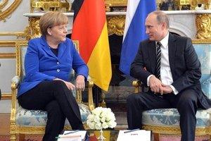 После встречи Путина и Меркель в Кремле уточнили позицию по миротворцам на Донбассе