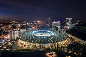 Где в Киеве запретят движение в связи с финалом Лиги Чемпионов (схема)