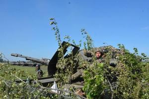 Бой под Горловкой: боевики понесли значительные потери и бежали