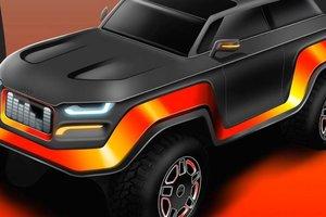 Jeep создаст внедорожники будущего по детским эскизам