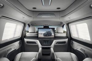 Hyundai представил необычный лимузин класса люкс