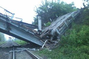 """Подрыв моста в т.н.""""ЛНР"""" - эксперт рассказал, кому это может быть выгодно"""