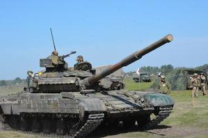 Новый фейк пропаганды боевиков: танковые армады ВСУ и тысячи головорезов готовы ворваться в Луганск