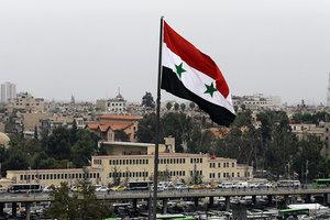Войска Асада взяли под контроль весь Дамаск