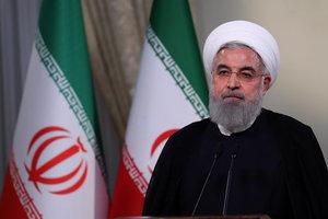 """В Иране отреагировали на заявление США о """"сильнейших санкциях в истории"""""""