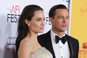 Анджелина Джоли и Брэд Питт не могут поделить имущество