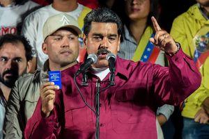 Николас Мадуро. Фото: AFP