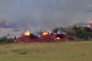 ВСУ разнесли позицию боевиков на Донбассе: появились фото