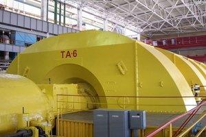 Украина заплатила России почти 70 млн долларов за ядерное топливо