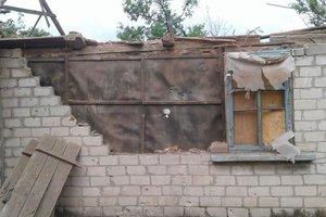 При обстреле Зайцево боевиками ранена местная жительница