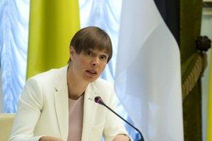 """""""Это горячий конфликт"""": президент Эстонии сделала заявление по Донбассу"""