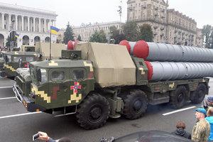Украина наращивает силы противовоздушной обороны