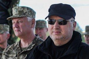 """Турчинов сравнил американский Javelin с украинской """"Стугной"""" на испытаниях: опубликовано видео"""