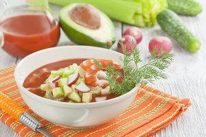 Гаспачо: секреты приготовления холодного испанского супа