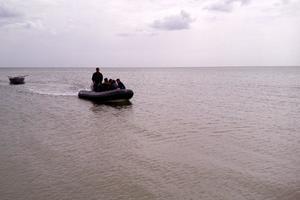 Российские военные задержали в Азовском море два судна из Украины
