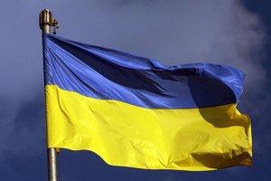 Во Львовской области сожгли украинские флаги