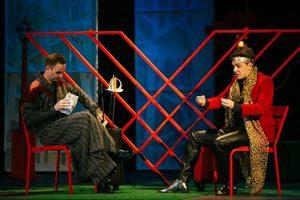 В Запорожье известные актеры с успехом дали премьеру спектакля
