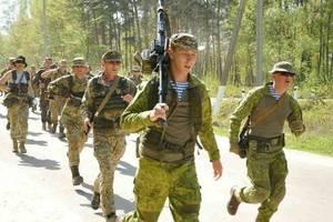 Порошенко официально переименовал ВДВ в Украине
