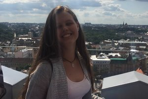 Львовская школьница получила престижные награды на конкурсе в США