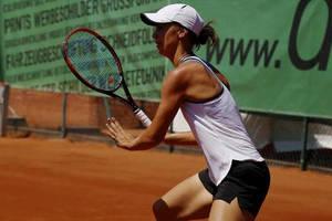Ангелина Калинина вышла во второй раунд квалификации Ролан Гаррос
