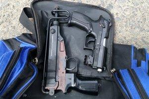 СБУ задержала киевлянина, торговавшего иностранным оружием