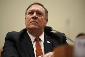 Помпео заявил о приверженности США в предоставлении оружия Украине