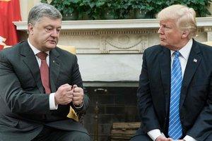 """Западные СМИ рассказали о """"платной"""" встрече Порошенко с Трампом, у президентов Украины и США все опровергли"""