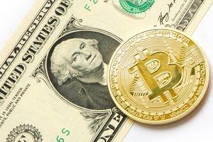 Курс Bitcoin пробил очередной психологический рубеж