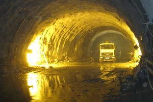 Стройка века: во Львовской области открывают Бескидский тоннель