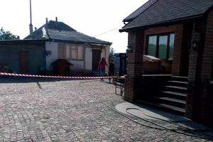 В Харькове во дворе депутата прогремел взрыв