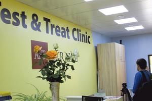 Первую в Украине спецклинику, в которой будут бороться со СПИДом, открыли в Одессе