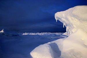 Под Антарктидой нашли лед возрастом более двух миллионов лет