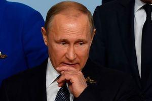 Путин оконфузился перед Макроном, говоря о Сенцове