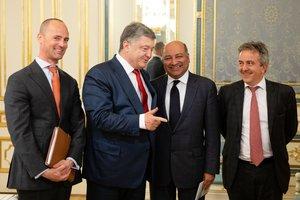 Порошенко попросил ЕБРР удвоить инвестиции в Украину