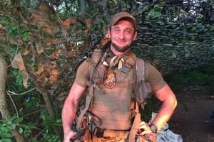 Бывший телохранитель Моторолы воюет за Украину на Донбассе