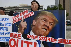 В КНДР назвали причину отказа Трампа от саммита