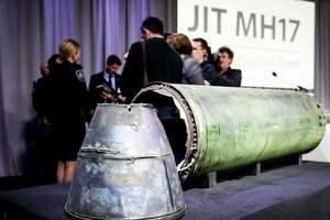 Дело MH17: Госдеп США призвал Россию перестать лгать