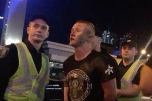 """В киевской полиции рассказали подробности драки с болельщиками """"Ливерпуля"""""""