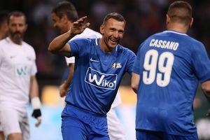 Вакарчук сыграет в одной команде с Шевченко