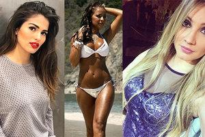 Реальная красотка: яркие фото из соцсетей жен и девушек финалиста Лиги чемпионов
