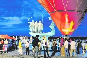 Куда пойти на День Киева: воздушные змеи в Пирогово и фестиваль на Владимирской